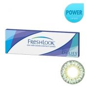 [ O-Lens ] FreshLook - Green 1Pack (20pcs) (Prescription)