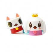 CANIMALS Contact Lenses Case