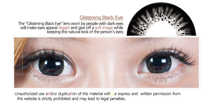 color lens contact lens cosmetic lens circle color
